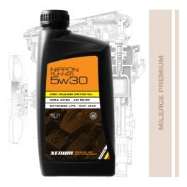 Синтетично моторно масло за автомобили с голям пробег XENUM NIPPON RUNNER 5W30