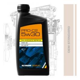 Синтетично моторно масло XENUM PRO-C2 5W30