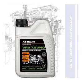 Екстремно естерно-керамично синтетично моторно масло XENUM VRX 7.5W40
