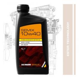 Полусинтетично моторно масло XENUM SEMIX 10W40