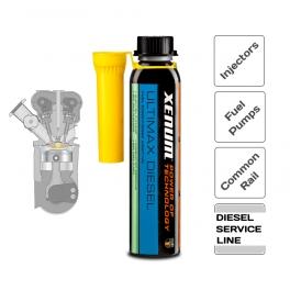 Hi-Tech мултифункционален кондиционер - препарат за дизелово гориво XENUM ULTIMAX DIESEL