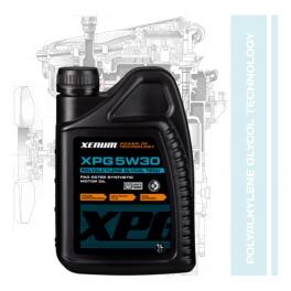 Поли-алкилен-гликолно моторно масло XENUM XPG 5W30