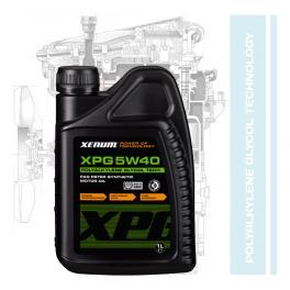 Поли-алкилен-гликолно моторно масло XENUM XPG 5W40